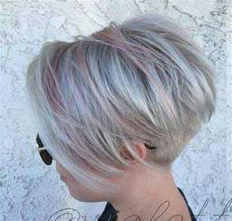 short gray hairstyles with wedge in back short gray hairstyles with wedge in back 25 best ideas