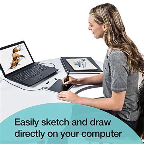 Promo Wacom Intuos Draw Ctl 490 White Bonus Melimpah wacom intuos draw creative pen tablet ctl490dw asianic