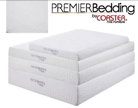 Bed Sheets For 12 Inch Mattress by Premier Bedding 12 Inch Memory Foam Size Mattress By