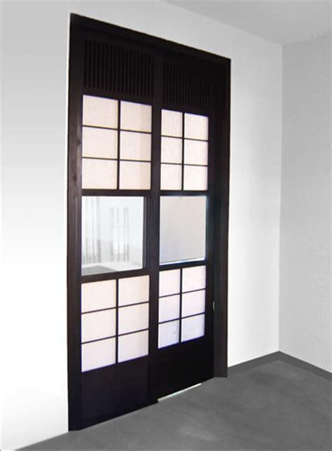 porte giapponesi scorrevoli porte scorrevoli o scomparsa sia per interni che esterni