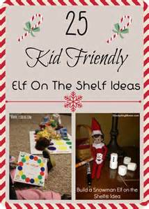 25 kid friendly on the shelf ideas just 2