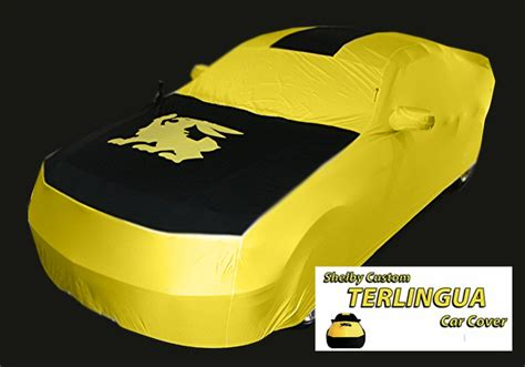 2005 2009 shelby terlinqua mustang car cover