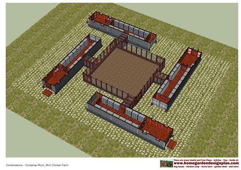 layout plan for chicken farm home garden plans cn200 1 40 feet container chicken farm