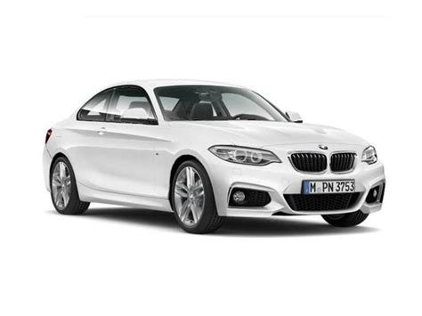 bmw 2 series coupe 218d 150 m sport nav car leasing