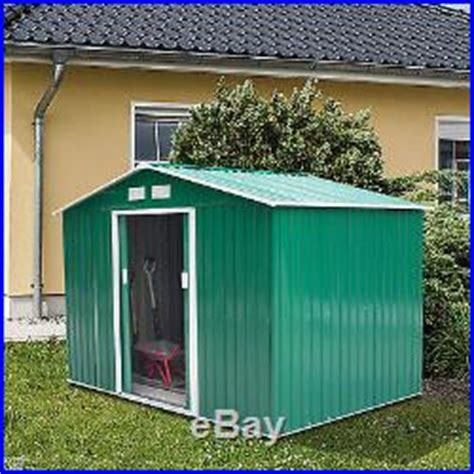 Yardstore Sheds by Garden Shed Storage Large Yard Store Door Metal Roof