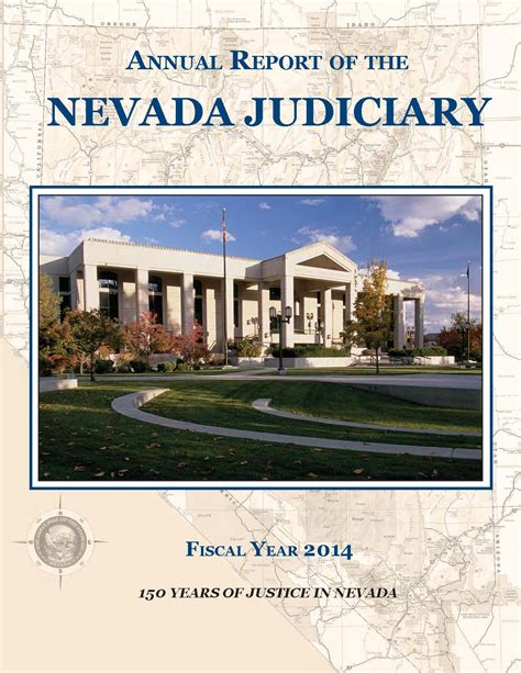 Nevada Court Records 2014 Annual Report