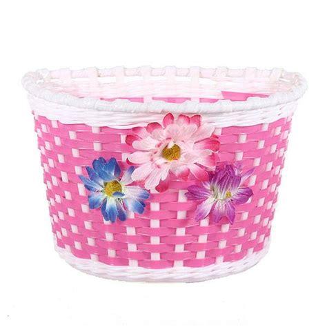 kinderfiets mandje bloemen mandje voor kinderfiets online bestellen i myxlshop tip