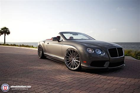 hre and the bentley continental gtc v8 s a match made in