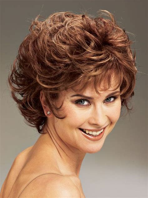 hair styles fa 60 year old with rollers 16 fabulous short hairstyles for curly hair olixe