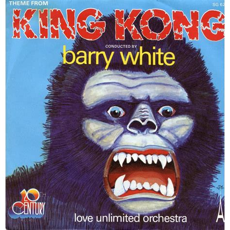 theme music king kong album theme from king kong by barry white and love
