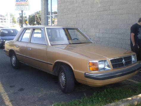 1986 dodge aries k 1200 turbo dodge forums turbo