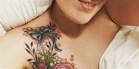 tattooed nipple after mastectomy after a lumpectomy this breast cancer survivor