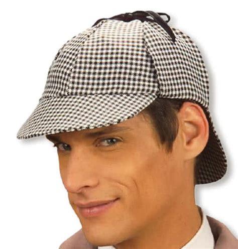sherlock hat detective headwear