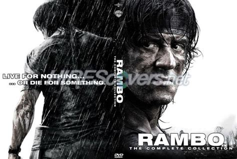 film rambo complet dvd cover custom dvd covers bluray label movie art dvd