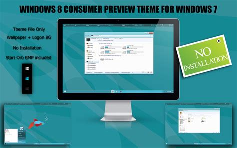 download themes for windows 8 consumer preview windows 8 theme for windows 7 by rudeboyses on deviantart