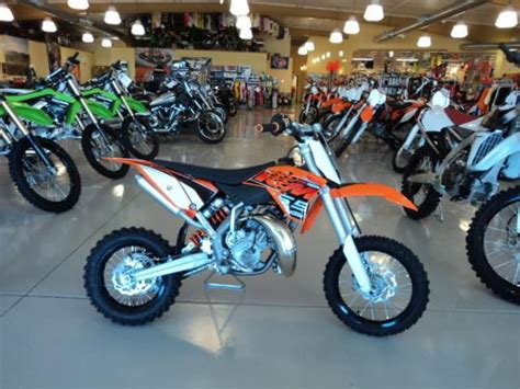 Ktm 65cc Dirt Bike For Sale Buy 2014 Ktm 65 Sx 65sx Dirt Bike On 2040 Motos