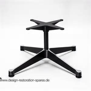 How To Replace Desk Chair Base Eames Lounge Chair Complete Base