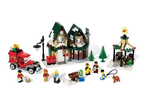 Winter Park Post Office by Winter Post Office 10222 Creator Brick Browse