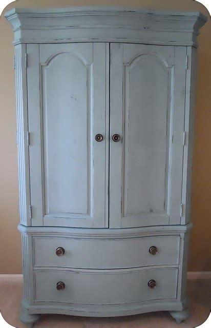 Chalk Paint Armoire by Chalk Paint Armoire Home Design