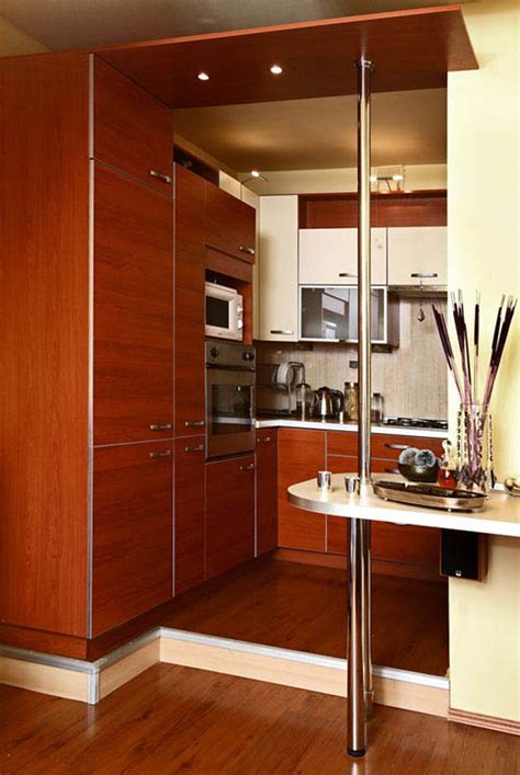 Galerry design ideas for tiny kitchen