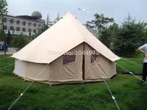 Canvas Awnings For Sale Danchel Waterproof 4m Bell Tent Canvas Yurt Tent Canvas
