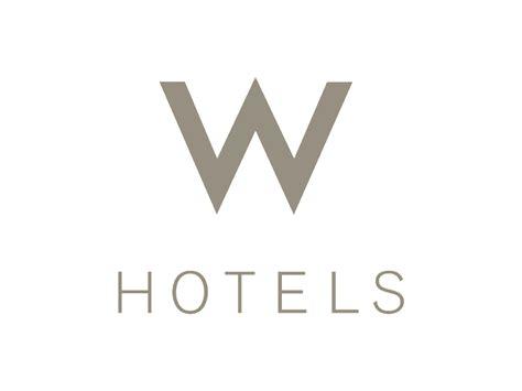W Hotels logo | Logok W Hotels Logo Png