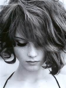 haircut photos freckles 132 best feminine short hair images on pinterest