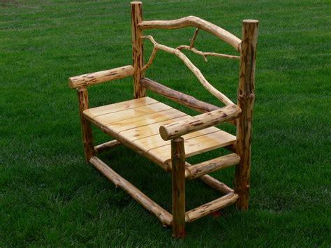 Handcrafted Log Furniture - craft built custom log furniture llc tarentum pa 15084