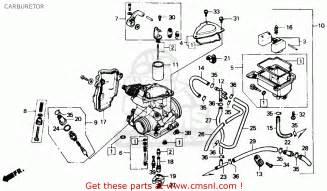 wiring diagram honda trx 350 foreman 1987 get free image
