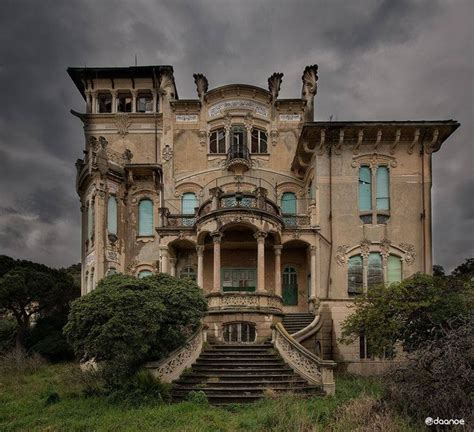 libro abandoned the most beautiful the beautiful art nouveau building overlooking the sea from legino savona has been completely