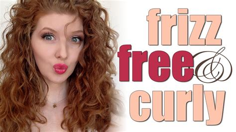 curly hairstyles and how to do it how i do it frizz free curly hair youtube