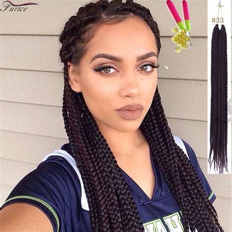 is a box braid the same as a regular braid beautiful long box braids crochet twist curly box braid