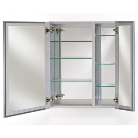 Open Medicine Cabinet by Medicine Cabinets Broadway Collection Frameless