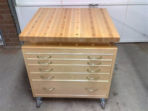 mobile tool chest work bench table  extension