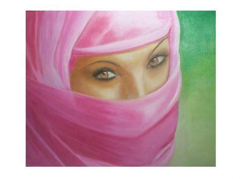imagenes mujeres arabes con velo mujer velo rosa marina blanco susi artelista com
