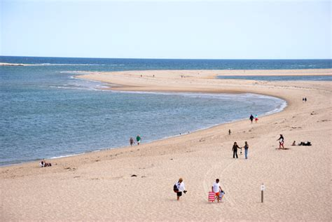 friendly beaches cape cod summer day at the chatham massachusetts ma photo
