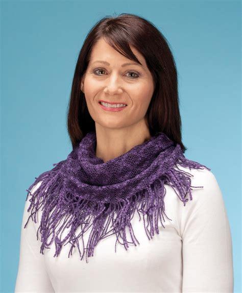 Fringe Scarf fringe knit scarf ebay