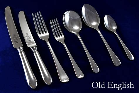 old english pattern cutlery the famous sheffield shop old english