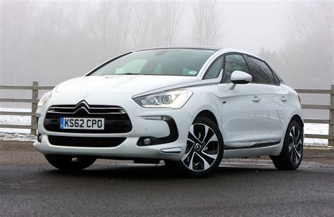 Citroen Ds5 by Citro 235 N Ds5 Hatchback 2012 2015 Photos Parkers