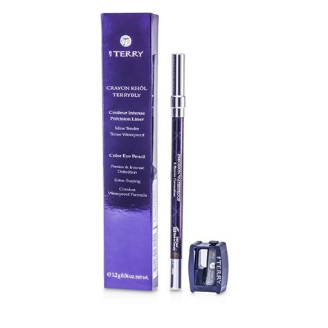 by terry crayon khol terrybly color eye pencil 4 blue by terry crayon khol terrybly color eye pencil waterproof