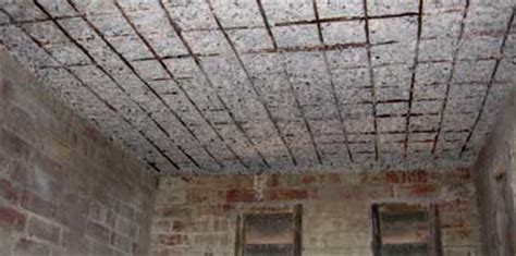 How To Repair Concrete Ceiling by Marine Civil