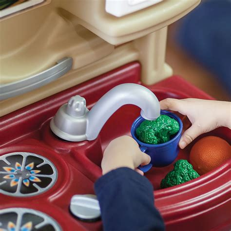 Step 2 Play Sink by Cozy Kitchen Play Kitchen Step2