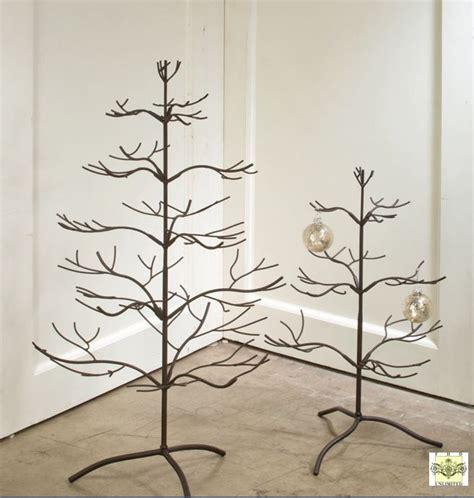 ornament tree brown natural 25 quot ornament trees