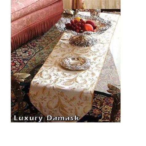 luxury damask table runner luxury damask table runners