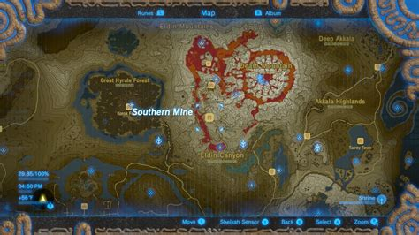 Legend Of The Breath Of The Map legend of breath of the best armor sets locations guide walkthroughs the