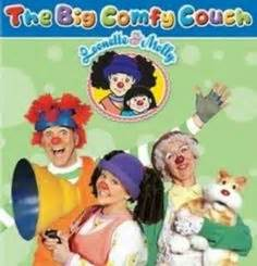Big Comfy Live by Themes Comfy Couches And A Clown On