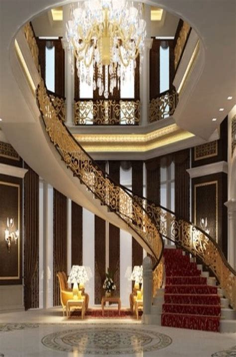 Luxury Home Stairs Design Luxury Foyer Design Interior Stairs Pinterest