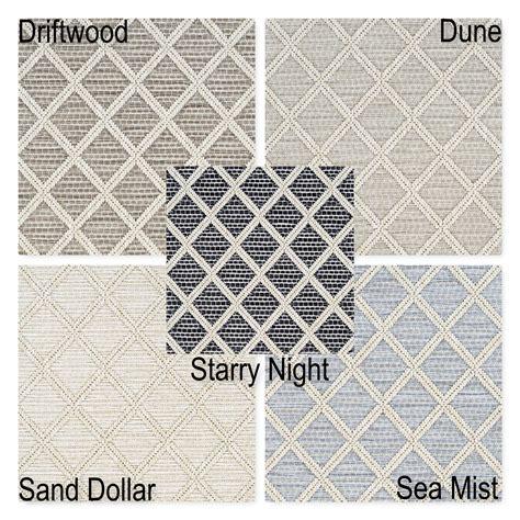custom indoor outdoor rugs cape may custom cut economy indoor outdoor collection