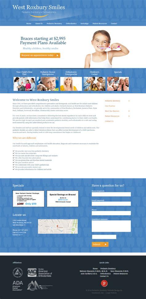 design lab inc gardena ca custom endodontist website design solution21 inc