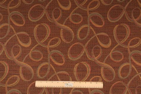 robert allen upholstery fabrics robert allen dizzied up tapestry upholstery fabric in saddle
